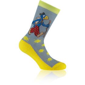 Rohner Globi Trekking Socks Kids grey